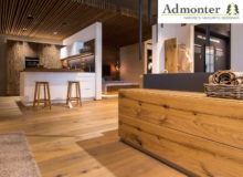 Admonter FLOORs Eiche Lapis