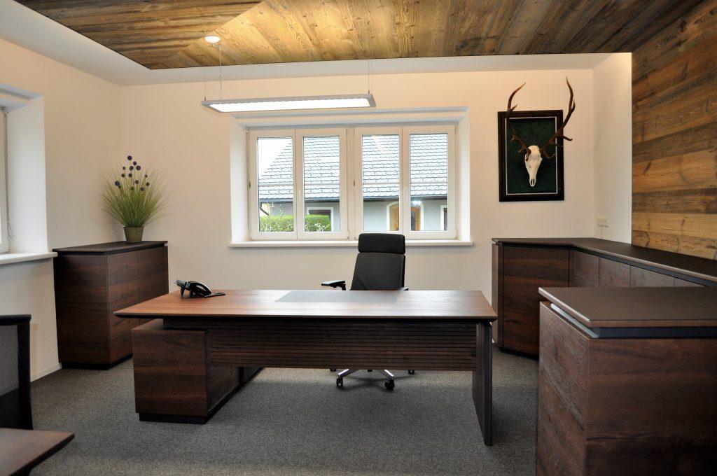 b ro arbeitszimmer holzwerkst tte garnweidner. Black Bedroom Furniture Sets. Home Design Ideas