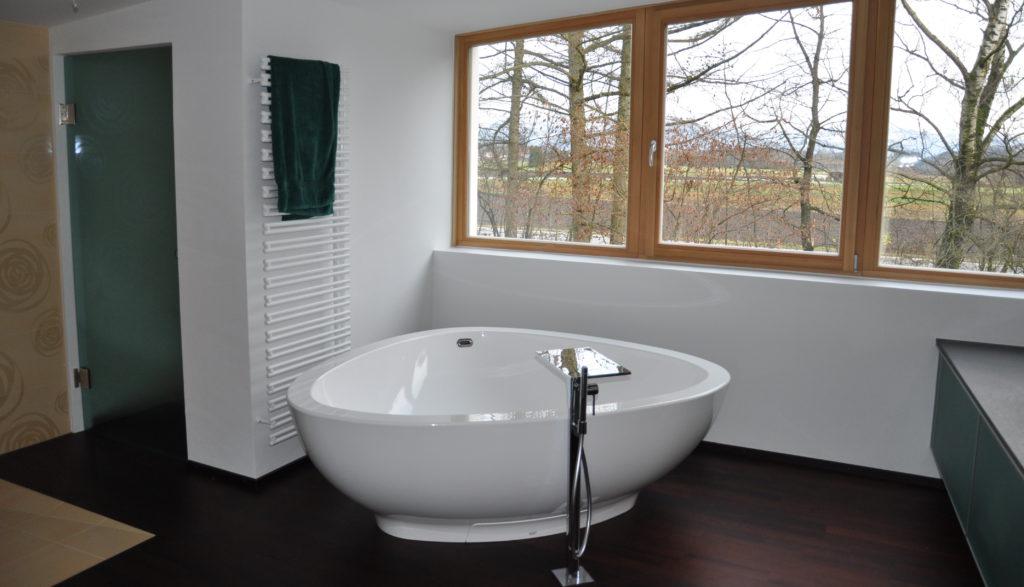 Badezimmer Sauna Holzwerkstätte Garnweidner - Badezimmer mit sauna