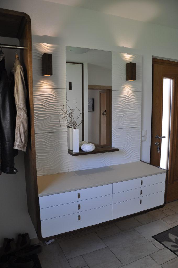garderobe holzwerkst tte garnweidner. Black Bedroom Furniture Sets. Home Design Ideas
