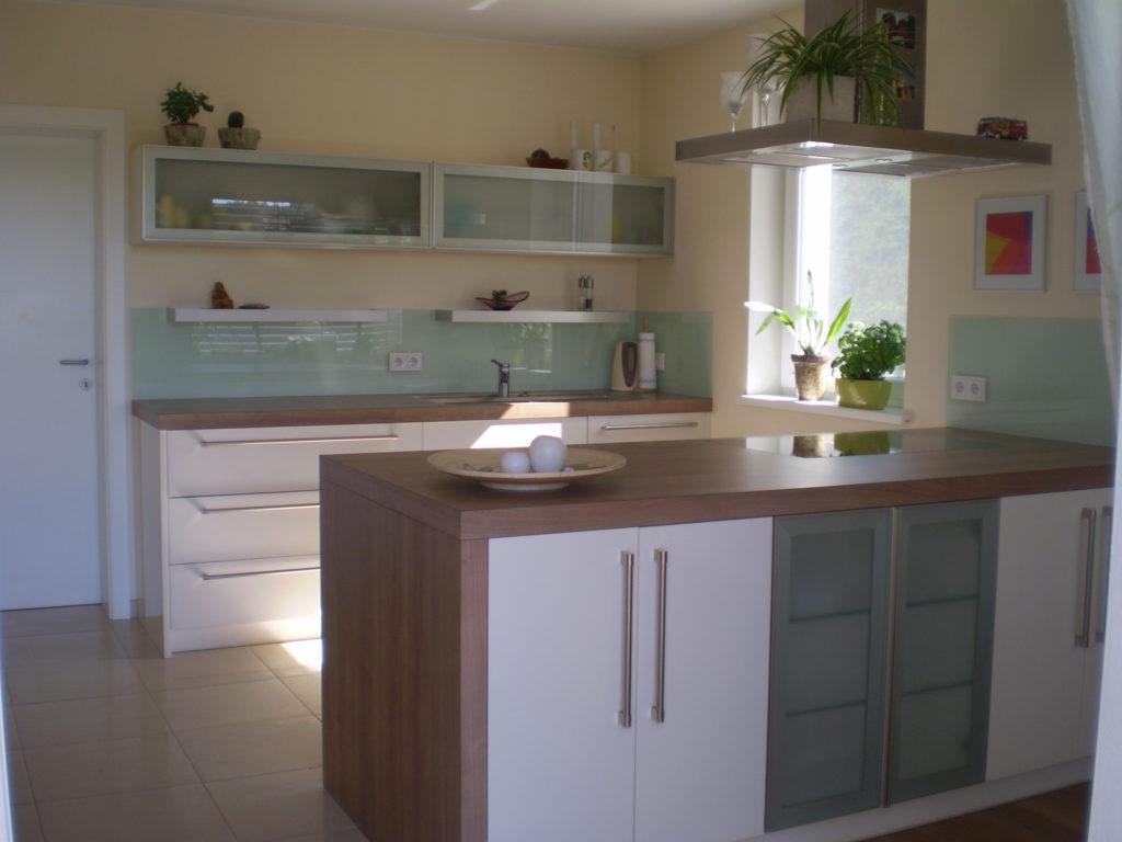 Küche . Esszimmer – Holzwerkstätte Garnweidner