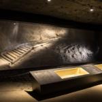 Schauvitrine für Salzbergwerk Hallstatt - Bronzezeitkino